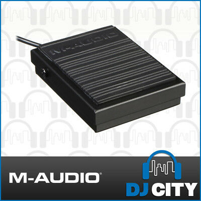 M-Audio SP-1 Keyboard MIDI Controller Sysnthesizer Sustain Pedal