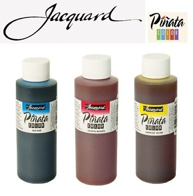 Jacquard Pinata Alcohol Ink 118ml - 22 Colours Available