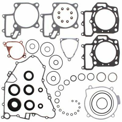 Complete Gasket Kit with Oil Seals For Kawasaki KVF650 Prairie 2002-2003 650cc