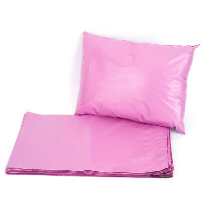 STRONG Post Mailing BAGS Poly Plastic Packet Postage Pink| Self Seal ALL SIZES