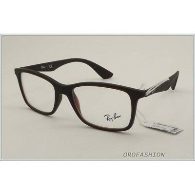 6c26cb74ba EYEGLASSES RAY BAN RX7047 - Colour 5451 Size 54-17 - EUR 73