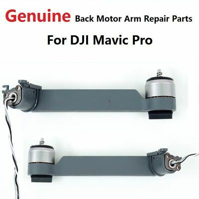 Original Left/Right Front Back Motor Arm Repair Parts For DJI MAVIC PRO Drone RC
