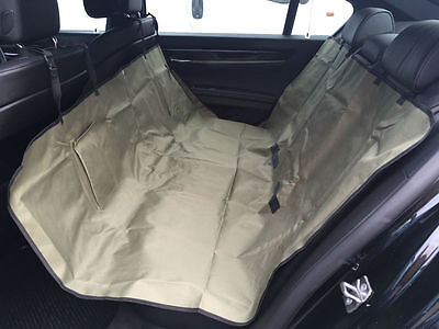 2 In 1 Cargo Cover Pet Hammock For Lexus Nx300H