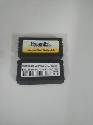 HyperDisk 16GB IDE 44-Pin DOM SSD Industrial Disk On Module