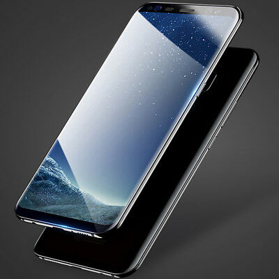 For Samsung S9 Note8 S8 Premium 3D Tempered Glass Shield Screen Protect Film FU1