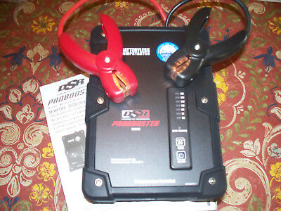 Schumacher Dsr108 Batteryless Jumpstarter