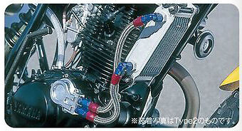 POSH Oil Cooler Kit YAMAHA TW200