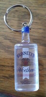 Burnett's Vodka keychain