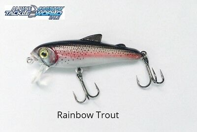 Bullet Five-O Minnow 5cm Fishing Lure @ Tackle World Sale