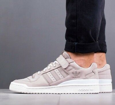 grossiste 41fe6 110d4 ADIDAS ORIGINALS FORUM Lo BY3650 Vapor Grey Core White Low Shoes Sneakers