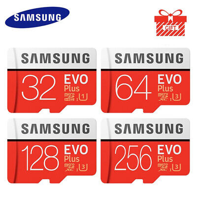 Micro SD Card 16GB 32GB 64GB Class 10 TF Memory Card UHS-I SDHC XC Free Adapter