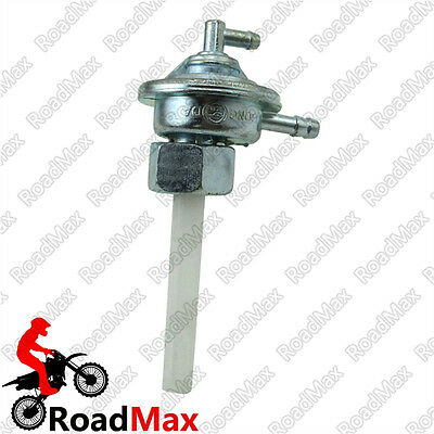 Fuel Tank Petcock Switch Valve For Beamer 50cc 125cc 150cc 250cc Moped Scooter