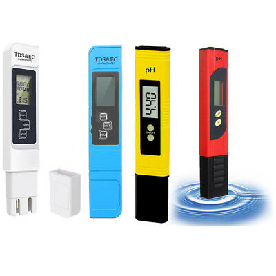 Lab/PH Test paper Digital PH Meter&TDS LCD Tester for Aquarium Pool Hydroponic