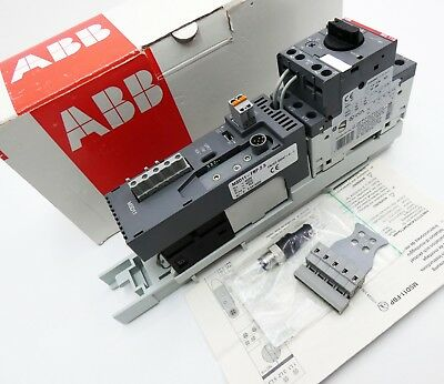 ABB MSD11-FBP.2.5 1SAJ310000R0007 AC-3 2,5A 400V Motorstarter Direct -unused/OVP