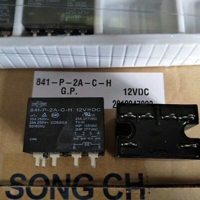 WJQX-100F-1C Power Relay 100A 24VDC 220VAC x 1pc