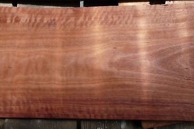 Jarrah Real Wood Veneer 0.6mm High Quality DIY Woodworking 150-200mm widths