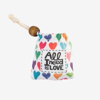All I Need Is Love Lens Cleaning Cloth For Glasses Tablets Phone Screens Cameras