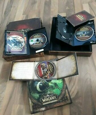 World of Warcraft Mist of Pandaria Collector's Edition Blizzard