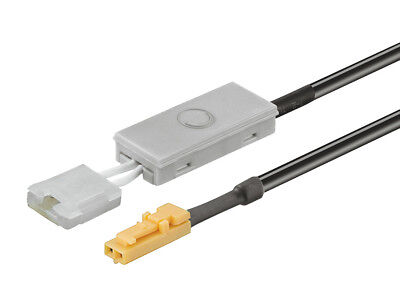 LED Dimmer Switch, for Loox LED Flexible Strip Lights in Aluminium Profiles