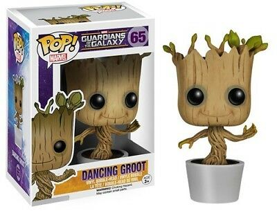 Marvel Pop! - Guardians of the Galaxy - Baby Dancing Groot n°65 - Funko
