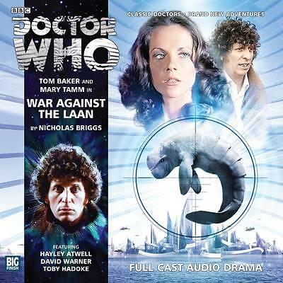 Doctor Who: War Against the Laan (Doctor Who: The Fourth Doctor A...