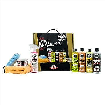 Chemical Guys The Best Detailing Kit (8 Items Inc)