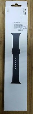 Apple Watch Sport Band 42 MM (Black/Space Grey Stainless Steel Pin) NEW SEALED