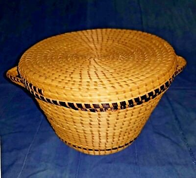 Traditional African Baskets from Ghana.
