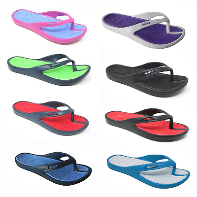 New Ladies Womens Flip Flops beach summer toe post eva Sandal surf girls Shoes