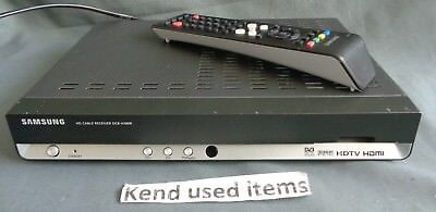 SAMSUNG DCB-H380R digitale HD TV ontvanger receiver decoder PVR ZIGGO CAIWAY
