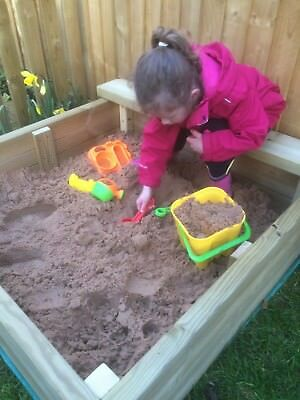 Children's Play Pits Sand - Non Toxic Washed Sand - 25Kg Bags