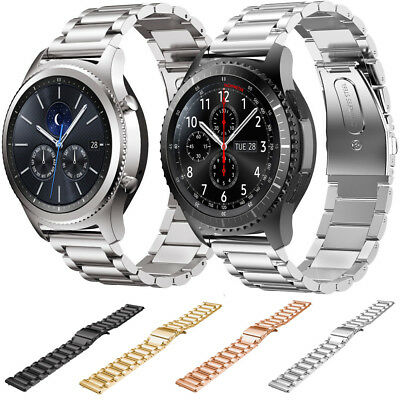 Stainless Strap Wrist Band Bracelet For Samsung Gear S3 Classic or Frontier New