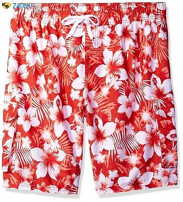 2a223f8716716 Men Big Dominica Extended Size Quick Dry Beach Shorts Swim Trunk Summer  Swims