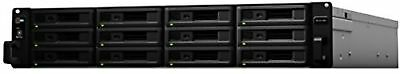 Synology RX1217RP 12 Bay Expansion Rack Enclosure