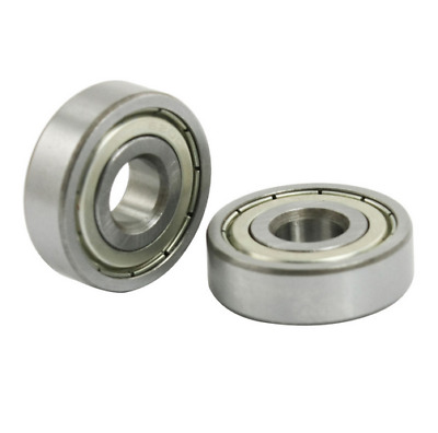 (10pcs) Ball Bearings SMR62ZZ (2x6x2.5mm) Stainless Steel Deep Groove Bearings