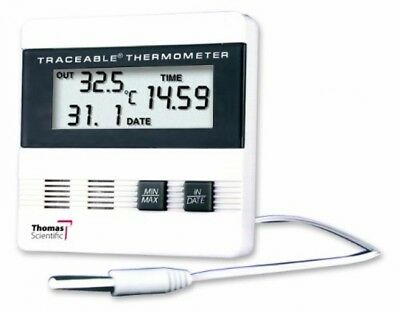 Thomas Traceable 5mL Vaccine Thermometer, with Time/Date Max/Min Memory, -40 to