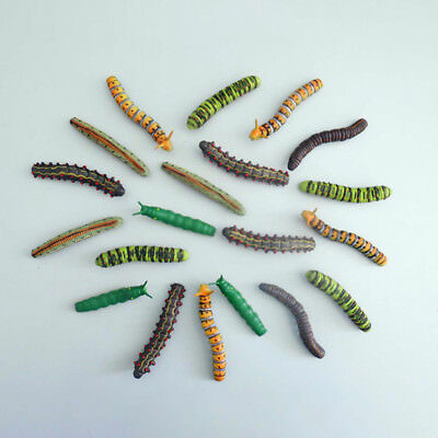 Simulation Caterpillar Toy Insect Caterpillars Animals Prank Learning Random