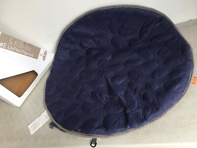 NOOK LILY PAD ORGANIC COTTON MAT (One Carry Buckle Coming Off)
