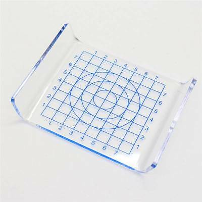 Clay U-shaped Press Plate DIY Clay Tools Ultralight Clay Mud Plate Scale Round