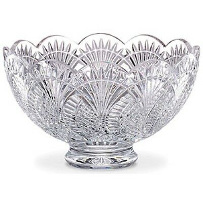 Waterford Crystal Seahorse Bowl 10 inches /  25cm