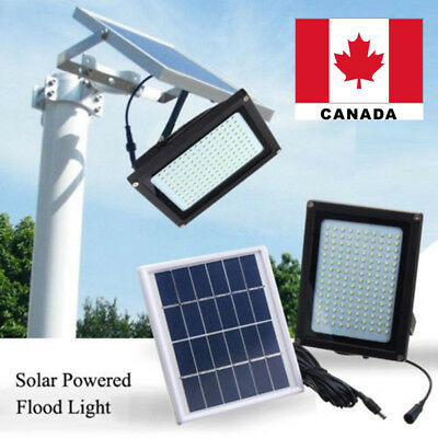 150 / 20 LED Solar Power Flood Light Sensor Motion Activated Outdoor Garden Lamp