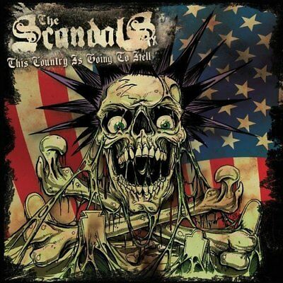 Scandals - 7-this Country Is Going.. Vinyl Maxi Slope NEU