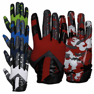 Prostyle Sniper American Football Receiver Handschuhe, Receiver Gloves |5 Farben