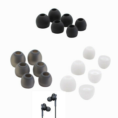 Eartips Earbuds Ear Tips for Samsung Galaxy Note 8 S8 Note8 AKG Replacement