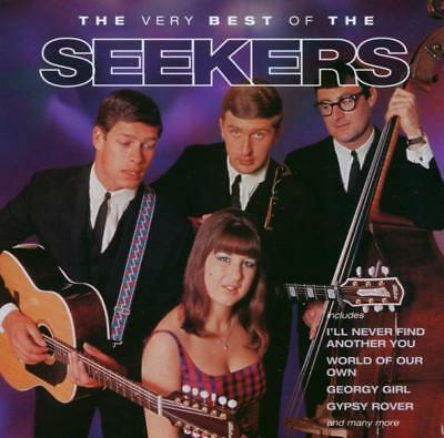 The Seekers - Best Of The Seekers,The Very CD Parlophon (emi Music Switzerl NEW