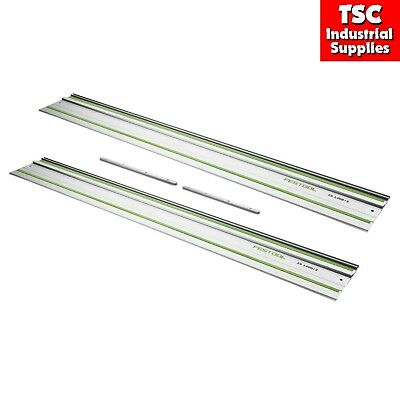 FESTOOL FS 1400/2 Guide Rail and Connector Twin Pack 491498 482107