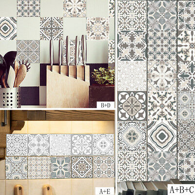 retro kitchen tile transfers traditional tile transfers stickers wall vintage 4822