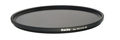 Haida Optical Slim Pro II MC ND Filter ND 0.6 (4x ), ND 0.9 ( 8x ), ND 1.2 (16x)