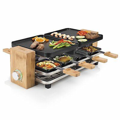Princess Pure 8 Raclette Grill B2 Geb.