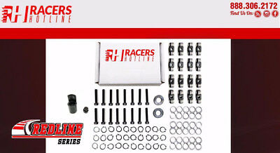 GM LS LSX Series Rocker Arm Trunion Upgrade Retrofit Kit with Install Tool